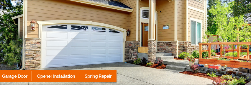 Garage Door Installation in Romeoville, IL